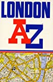 London A Z: Street Atlas (0850391954) by [???]