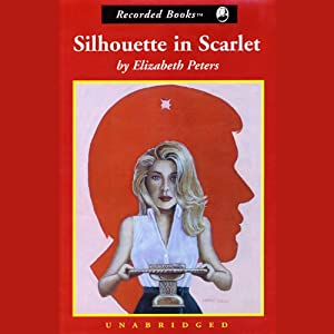 Silhouette in Scarlet: The Third Vicky Bliss Mystery | [Elizabeth Peters]