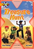 Chris Powling Project X: Pirates: Treasure Hunt