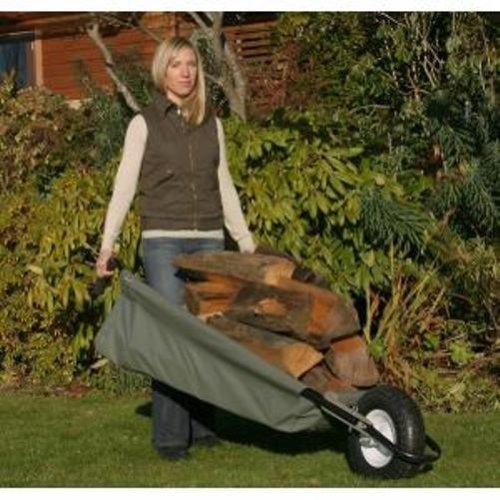 Allsop Home And Garden Easy Folding Yard Cart, 1 Count