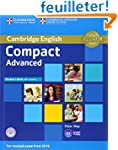 Compact Advanced Student's Book with...