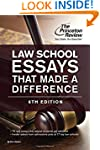 Law School Essays That Made a Differe...