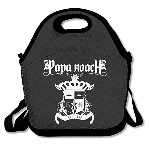 convenient-infest-papa-roach-lovehatetragedy-fear-lunch-bag-toe-lunch-tote-bag