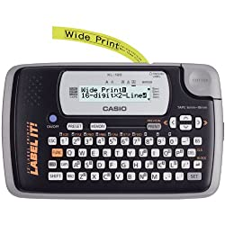 Casio Inc. KL-120L Wireless Monochrome Printing Calculator