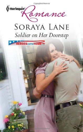 Image of Soldier on Her Doorstep