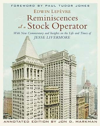 PDF A EDWIN OF OPERATOR STOCK REMINISCENCES LEFEVRE BY