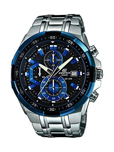Casio EFR-539D-1A2VUEF - Reloj de cuarzo para hombre, con correa de acero...