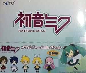 初音ミク メタルチャームコレクション BOX(ぷちでびるver)