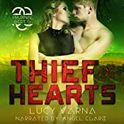 Thief of Hearts: A Novella of the Pruxnae | Lucy Varna