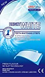 Lovely Smile | 28 WHITESTRIPS Zahnaufhellungs-Streifen | mit advanced no-slip technology | Professionelles Bleaching für Weiße Zähne Zahnweiss stripes by Lovely Smile Premium Line