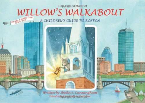 Willow's Walkabout: A Children's Guide to Boston (Boston Ma Pictures compare prices)