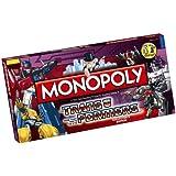 Transformers Monopoly