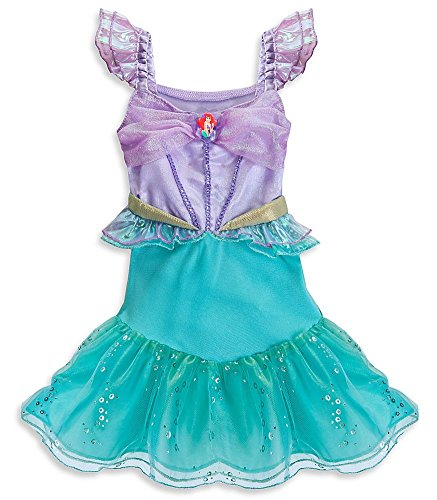 Disney Store Little Mermaid Ariel Costume Toddler Size 2