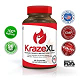 BEST Natural Weight Loss Product, Appetite Suppressant, Fat Burner & Metabolism Booster! Powerful Raspberry Ketones, Green Coffee Bean, Garcinia Cambogia & More. Order Now! (30 Day Supply of KrazeXL)