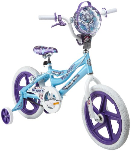 Mongoose Pizazz Girls' Bike (16-Inch Wheels)