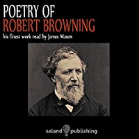Poetry Of Robert Browning audio book