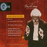 echange, troc Colin Davis - Berlioz - La Damnation de Faust (live 2001)