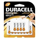 Duracell EasyTab reading Aid battery capability Size 13 (24 battery capability total)