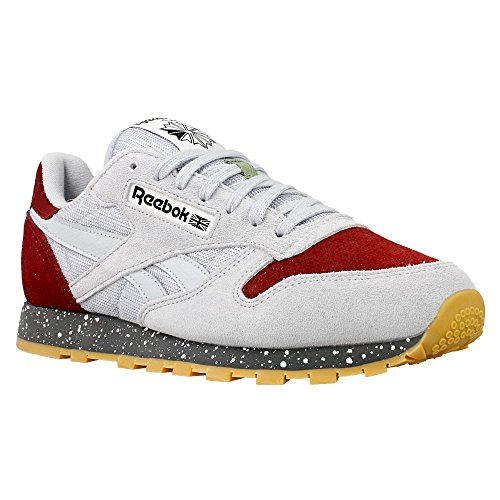 REEBOK SCARPE CL LEATHER SM CLASSIC RETRO' AQ9772-41