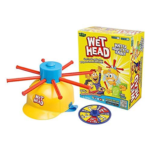 EITC Wet Head Game Wet Hat Water Challenge Jokes Funny Toys Water Roulette Game Kid Toys (Wet Head Hat compare prices)