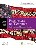 img - for South-Western Federal Taxation 2017: Essentials of Taxation: Individuals and Business Entities book / textbook / text book