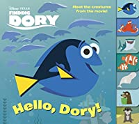 Finding Dory Tabbed Board Book