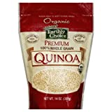 Earthly Delights Quinoa, Organic 14.0 OZ(pack of 6)