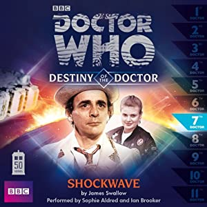 Doctor Who Audio Adventures (Sampler Album) Audiobook