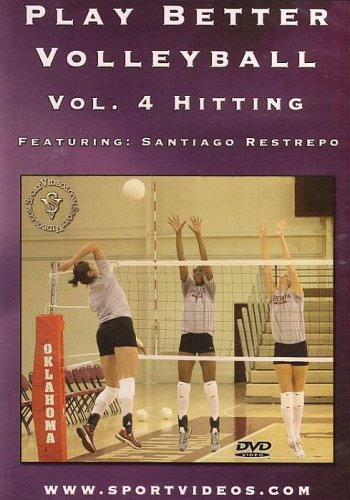 Play Better Volleyball Volume 4 - Hitting [DVD]
