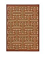 Tapis a Porter Alfombra Veranda Ocre/Beige 120 x 170 cm