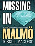 img - for Missing in Malm: The Third Inspector Anita Sundstrom Mystery (Inspector Anita Sundstrm) book / textbook / text book