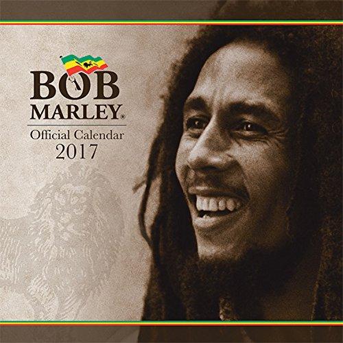 Bob Marley - Calendario Ufficiale 2017 Poster Calendario (30 x 30cm)