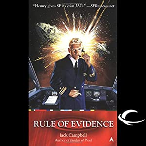 Rule of Evidence: JAG in Space, Book 3 | [Jack Campbell]