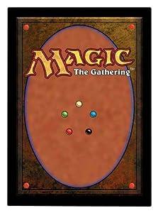 ウルトラプロ マジック:ザ・ギャザリング 縦型デッキプロテクター ハードスリーブ カード裏面デザイン 80枚入り AW2347