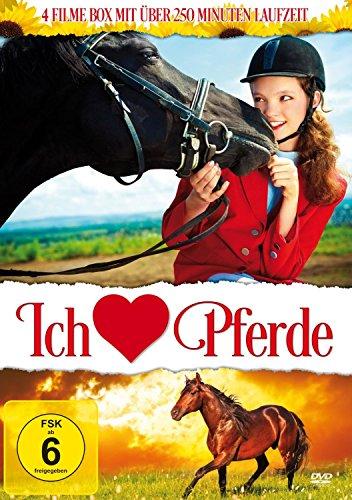 Ich liebe Pferde - 4 Filme