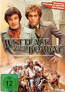 Wettlauf nach Bombay (2 DVDs) - Die legendären TV-Vierteiler