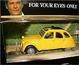 CORGI(コーギー) Citroen(シトロエン) 2CV [007 For Your Eyes Only] - James Bond