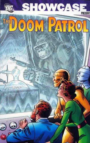 Showcase Presents The Doom Patrol 01
