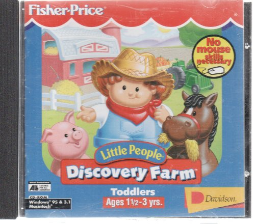 Little People. Discovery Farm: Toddlers Version 1.0 front-631447