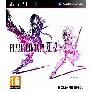 Final Fantasy XIII-2 (PS3) (UK IMPORT)