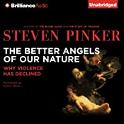 Hörbuch The Better Angels of Our Nature: Why Violence Has Declined