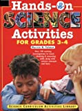 img - for Hands-On Science Activities for Grades 3-4: Science Curriculum Activities Library book / textbook / text book