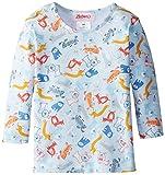 Zutano Baby-boys Infant Dog Walk Long Sleeve T-Shirt