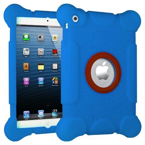 Hhi Ipad Mini & Ipad Mini With Retina Display Kids Fun Play Armor Protective Case - Blue