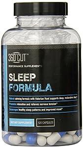 360CUT Dreams Natural Sleep PM Formula, 120 Count
