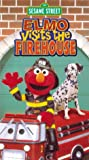 Sesame Street - Elmo Visits the Firehouse [VHS]
