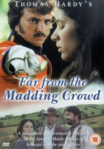 Far from the Madding Crowd [DVD] [Import]