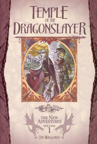 Image for Temple of the Dragonslayer (Dragonlance: The New Adventures, Vol. 1)
