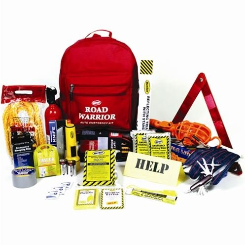 Winter Road Warrior Mountain Auto Kit - 22 Pcs.