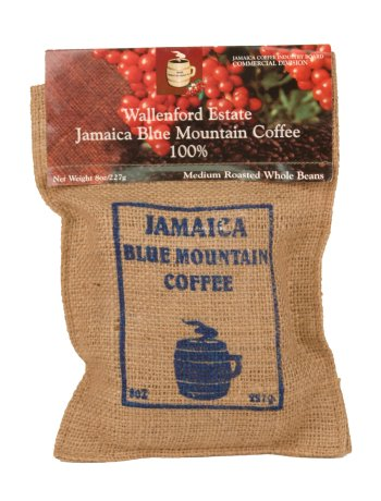 Jamaica Blue Mountain Wallenford Estate Coffee,
